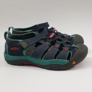 Keen Sapphire, Turquoise & Pink Water Shoes 2
